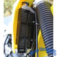 Force radiator guards Black Suzuki DRZ 400 DRZ400 2000-Current