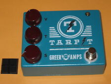 very lightly used (near A+)  Greer Amps TARPIT Fuzz, no box, no pw, no battery