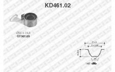 SNR Kit de distribución ROVER 45 400 200 25 75 STREETWISE MG MGF KD461.02