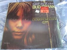 Original 1966 Sealed Jazz LP : Bud Shank ~ Girl In Love ~ Oliver Nelson ~ WP1853