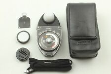 [Near Mint w/Case] Sekonic L-398 Studio Deluxe Light Meter Exposure JAPAN #K119