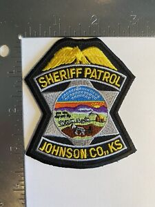 JOHNSON COUNTY KANSAS SHERIFF PATROL