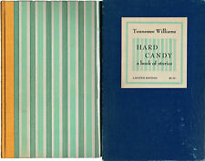 Tennessee Williams / Hard Candy A Book of Stories Limited Edition 1st ed 1954