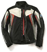 New BMW Race Jacket Men's Large Black #76128568033