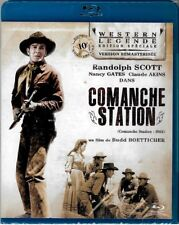 COMANCHE STATION : RANDOLPH SCOTT ... BLURAY