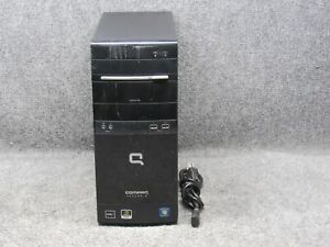 Compaq Presario CQ5000r PC w/ AMD Athlon II x2 240 2.80GHz 4GB RAM 250GB HDD
