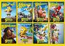 spongebob movie sponge out of water Animation new cartoon Postcard 8pcs per set