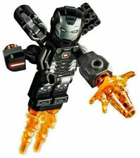 LEGO Marvel Super Heroes Minifigure - War Machine NEW minifig from 76153