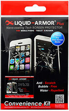 Liquid Armor Plus - New Nano Solution for Screen Protector (Phone and Tablet)