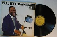"""EARL """"FATHA"""" HINES– SELF-TITLED - 12 INCH 33 RPM LP ALBUM– EPIC 3501 – FROM 1958"""