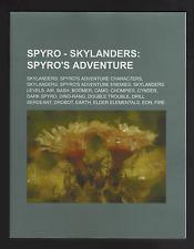 Spyro - Skylanders: Spyro's Adventure: Skylanders: Spyro's Adventure Characters,