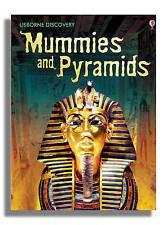 Mummies and Pyramids (Usborne Discovery) (Internet-linked discovery), Sam Taplin