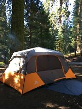 Ozark Trail 8-person instant up cabin tent, Used twice