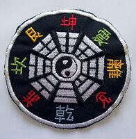 "Ying Yang USA Martial Arts Patch 2/"" P1240"