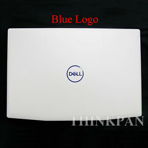 New Dell Inspiron G3 15 3590 LCD Back Cover 3HKFN 03HKFN W Blue Logo Grade A US