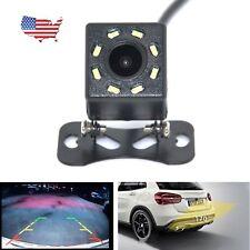 170° Car Rear View Reverse Backup Parking Camera Night Vision Waterproof Cams US