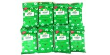 Lot x 8 Yes To Cucumbers Soothing Hypoallergenic Facial Wipes 10 count A2
