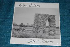 NEW SEALED! KATHY COLTON Silent Dreams PRIVATE PRESS '89 FOLK LP