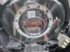 2008 FIAT 500 2008-2015 Diesel Speedometer Speedo Clocks 735471896