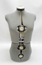 Gex 13 Dials Adjustable Dress Form - No Stand - Euc