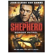 Shepherd Border Patrol Jean-Claude Vandam DVD NO CASE NO ART EXCELLENT CONDITION