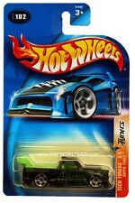 2003 Hot Wheels #102 Tech Tuners 3/5 Super Tuned
