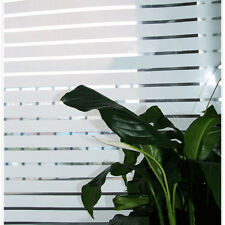 90cm x 1m Bathroom Office Privacy Frosted Frosting Removable Window Glass Film