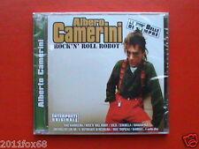 cd alberto camerini rock' n' roll robot tanz bambolina serenella bambulè tv baby