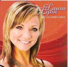 LAURA LYNN - met jou samen leven CD SINGLE 2010 NEW!!
