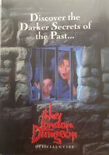 THE LONDON DUNGEON OFFICIAL GUIDE