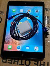 Apple iPad Mini 3rd Gen / 16GB / Wi-Fi/ 7.9in / Space Gray/ MGNR22LL / B- Cond!!