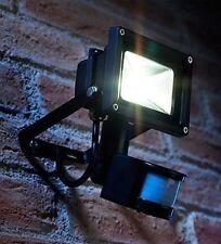 LED Security Floodlight Motion Sensor Garden Outside Flood Light Waterproof