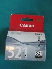 Original Canon Pixma CLI-521 Black Ink Cartridge