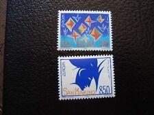 SAINT-MARIN - timbre yvert/tellier n° 1322 1323 n** MNH (COL3)