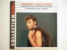 Johnny Hallyday 33Tours vinyle Collection La Musique Que J'aime