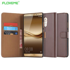 Stand wallet stand holder super thin pouch case huawei ascend mate 8 cover bag