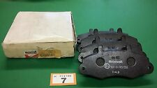 """Ford transit 91-99 brake pads 14"""" wheels"""