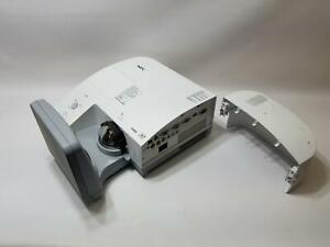 NEC U300X DLP Projector  97%/2433 Hours Lamp Hour remaining 2VGA 1HDMI 1LAN^