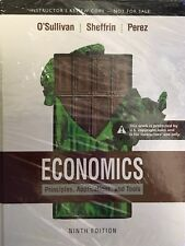 *INSTRUCTOR'S REVIEW COPY Economics: Principles, Applications and Tools HARDBACK
