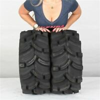 25x10-12 KENDA EXECUTIONER K538 FRONT REAR ATV UTV TIRES (SET OF 2) 25-10-12 25""