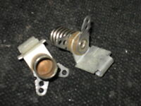 Screw-base Lamp holder, NOS, qty of 2