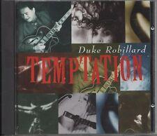 Duke Robillard - Temptation (CD Album)