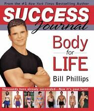 Body for Life Success Journal [Spiral-bound] [Nov 01, 2002] Phillips, Bill