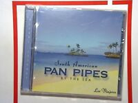 Global Journey	Pan Pipes by the Sea CD New & factory Sealed