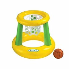 INTEX Floating Hoops Swimming Pool Basketball Game Beach Toy Outdoor Inflatable