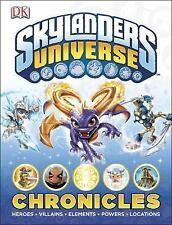 Skylanders Universe Chronicles (paperback, large print)