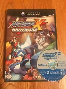 Mega Man X Collection (Nintendo GameCube, 2006)