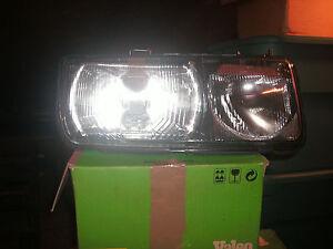 New Merkur XR4ti / Ford Sierra RS - RS500 NOS LHD Headlights
