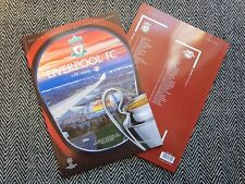 More details for liverpool v rb leipzig champions league round of 16 10/3/21 sold out programme!!
