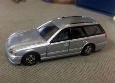 TOMICA Tomy - 1/60 Scale DieCast Model Car - Subaru Legacy No.18 Silver